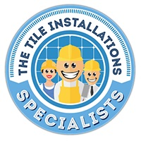 The tile installations Logo