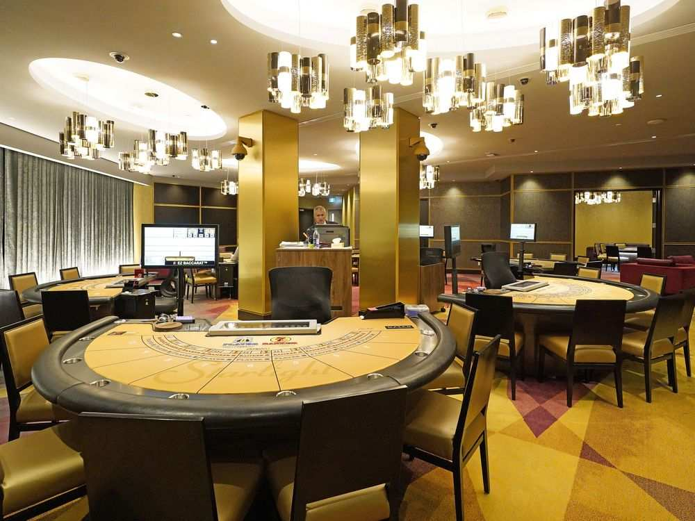 Starlight Casino Poker Room
